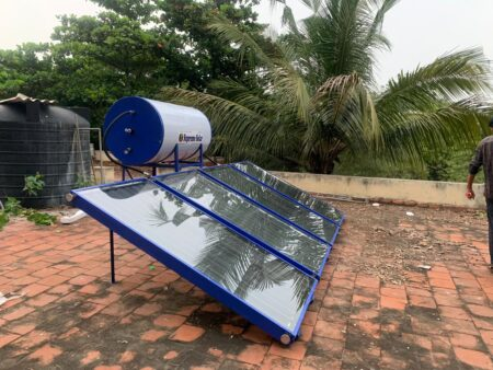 Supreme Solar 500 Ltr FPC Water Heater
