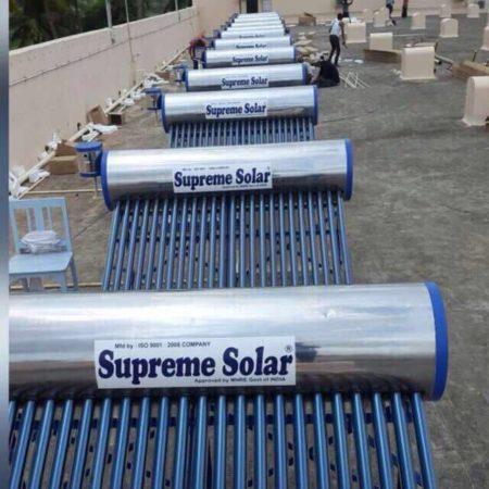 supreme solar ETC 200 Ltrs
