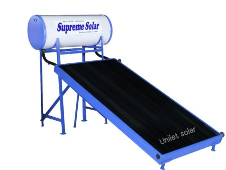 Supreme Solar 100 LPD Pressurized