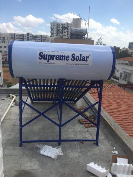 Supreme solar 165 LPD