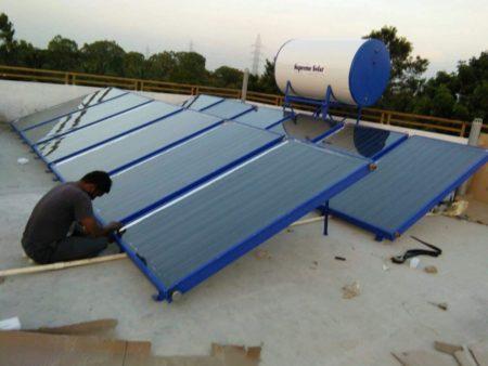 Supreme Solar 500 Pressurized Water Heater 1