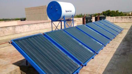 Supreme Solar 500 Pressurized Water Heater 2