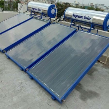 250 Ltrs Supreme Solar water heater