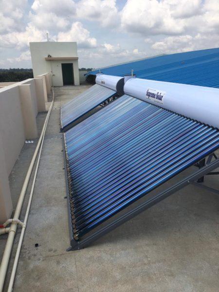Supreme Solar 500 Ltr Water Heater 1