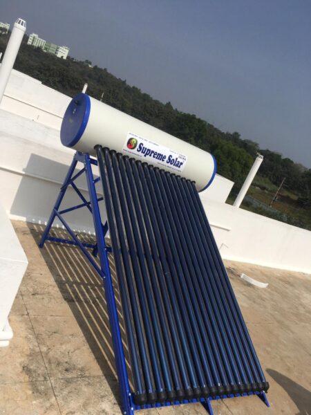 Supreme Solar 220 Vajra Pressurized