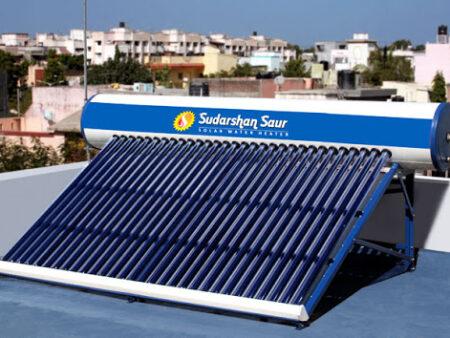 Sudarshan Saur 500 Ltr Solar Water Heater