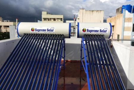supreme solar 330 vajra