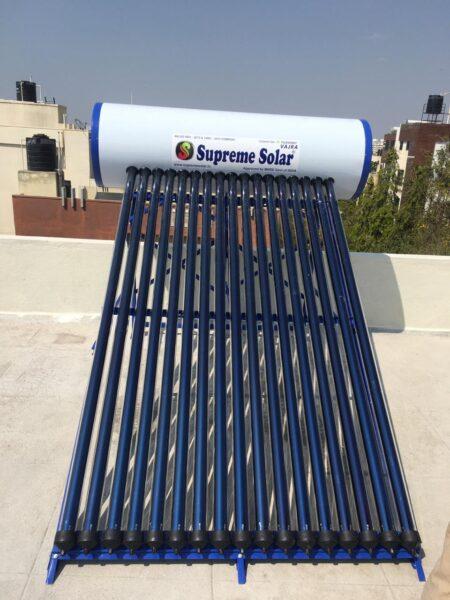 Supreme Solar Vajra 220 Pressurized 2
