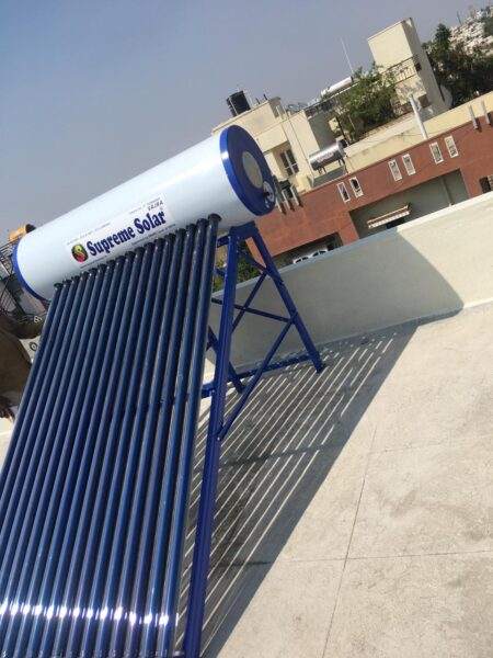 Supreme Solar Vajra 220 Pressurized 1