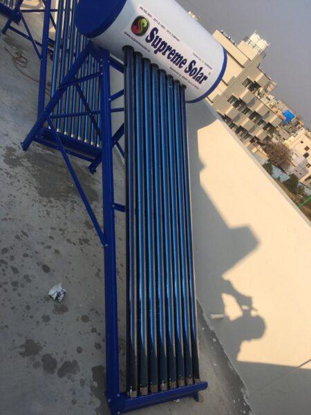 supreme solar 110 Ltr Price