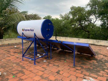 supreme solar 500 ltr pressurized water heater
