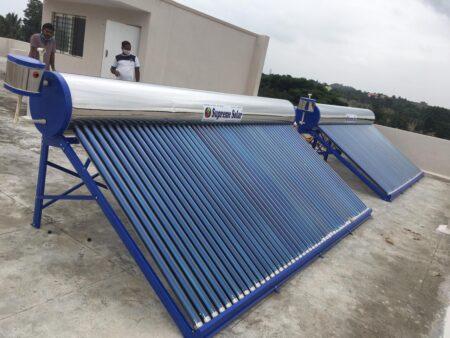 Supreme Solar 500 LPD SS