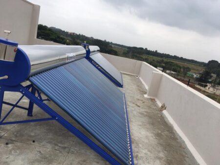 Supreme Solar 500 LPD SS Water Heater 2
