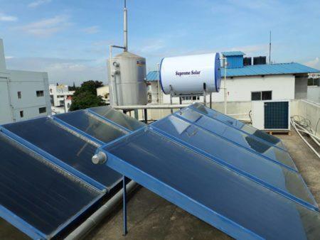 supreme solar Pressurized system