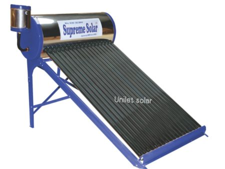 Supreme Solar 100 Ltrs water heater