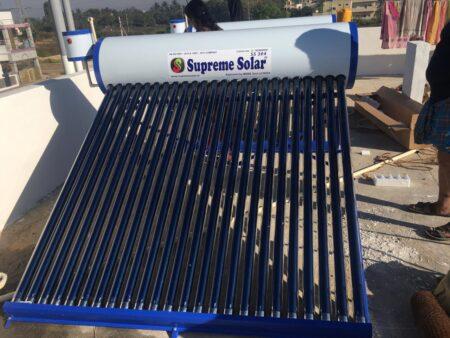 supreme solar 200 Ltr Price