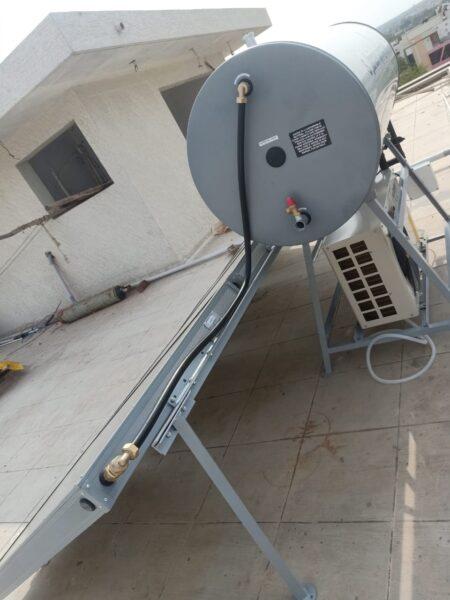 solarizer Spring 500 Heatpump combo